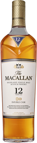 Macallan 12 years Double Cask Whisky 40°
