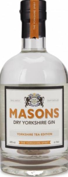 Masons Dry Yorkshire GIN «Tea» 42°
