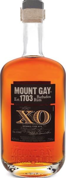 Mount Gay XO Reserve Cask Rum 43°