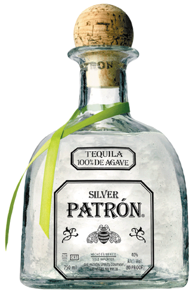 Patron Tequila Silver 40°
