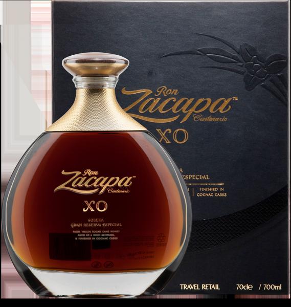 Ron Zacapa Rum XO 40°