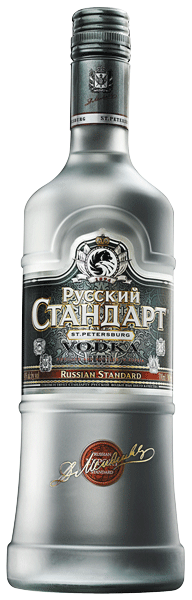 Russian Vodka Standard Original 40°
