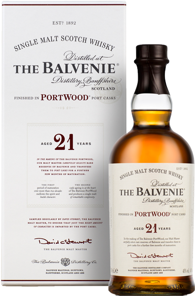 The Balvenie Portwood 21 years old 40°