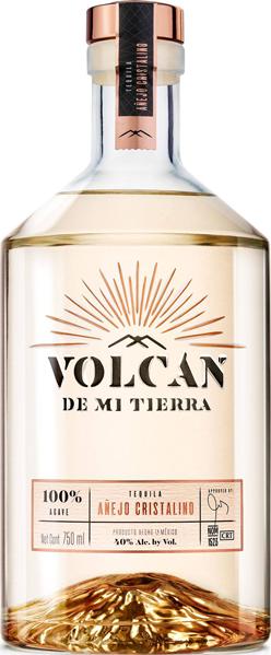 Volcan Tequila Añejo Cristalino 40°