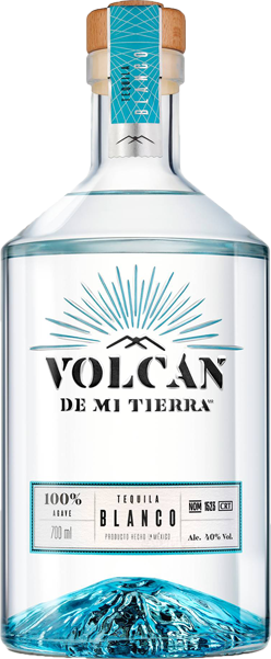Volcan Tequila Blanco 40°