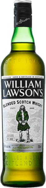 William Lawson's Whisky 40°