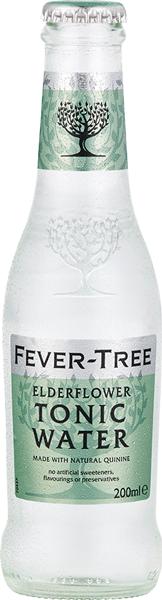 Fever Tree Elderflower/Holunderblüte Tonic 0°