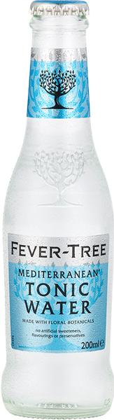 Fever Tree Mediterranean Tonic Water 0°