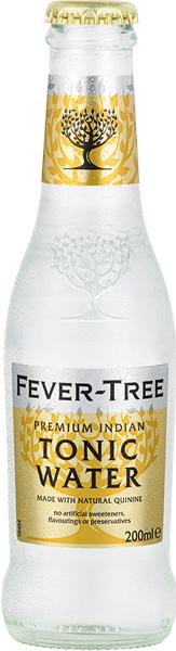 Fever Tree Premium Indian Tonic Water 0°