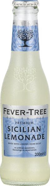 Fever Tree Premium Sicilian Lemonade 0°