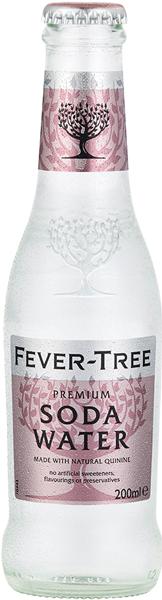 Fever Tree Premium Soda Water 0°