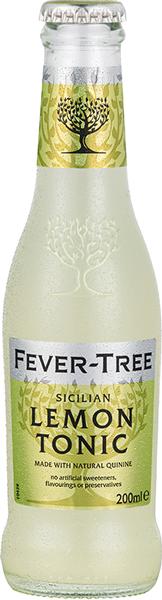 Fever Tree Sicilian Bitter Lemon 0°