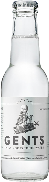 Gents Swiss Roots Tonic Water 0°