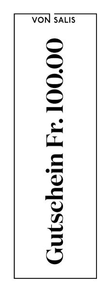 Gutschein Fr. 100.00