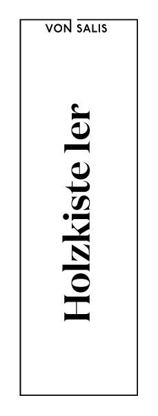 Holzkiste 1-er