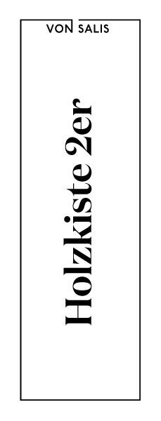 Holzkiste 2-er