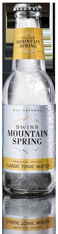 Swiss Mountain Spring Classic Tonic Water 0°
