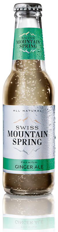 Swiss Mountain Spring Ginger Ale 0°