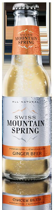 Swiss Mountain Spring Ginger Beer 0°