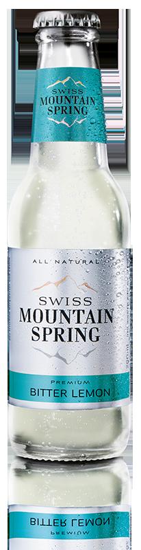Swiss Mountain Spring Premium Bitter Lemon 0°