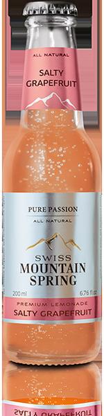 Swiss Mountain Spring Salty Grapefruit 0°