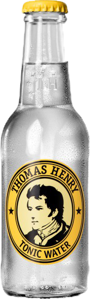 Thomas Henry Tonic Water 0°