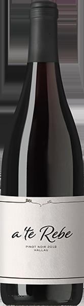 Strada Hallauer Pinot Noir Alte Rebe 2018