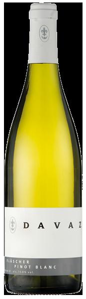 Davaz Fläscher Pinot Blanc 2019