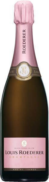Louis Roederer Champagner Brut Rosé Vintage 2014
