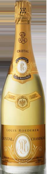 Louis Roederer Champagner Cristal Brut 2012