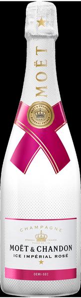 Moët & Chandon Champagne ICE Impérial Rosé