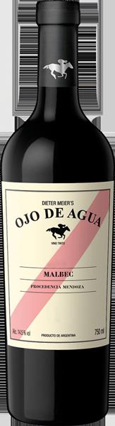 Dieter Meier Ojo De Agua Malbec 2019