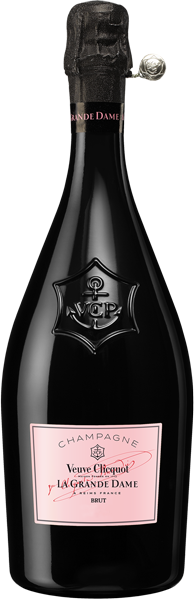 Veuve Clicquot Champagner La Grande Dame Rosé 2006