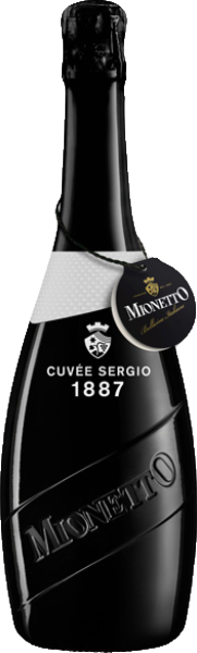 Mionetto Cuvée Sergio 1887 Luxury Collection