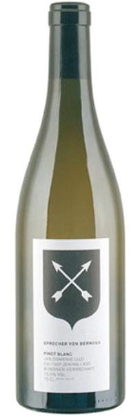 Sprecher von Bernegg Pinot Blanc 2020