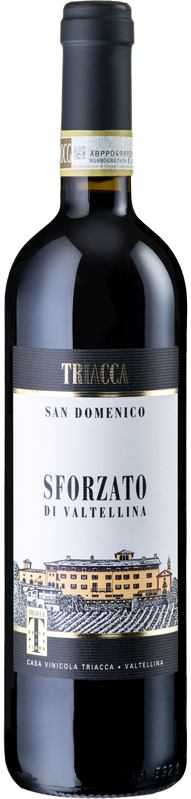 Triacca Sforzato San Domenico 2016