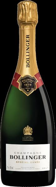 Bollinger Champagner Brut Special Cuvée