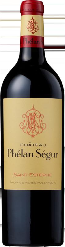 Château Phélan Ségur 2012