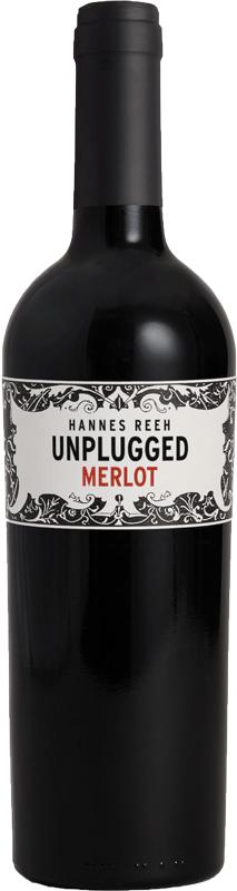 Hannes Reeh Merlot Unplugged 2018