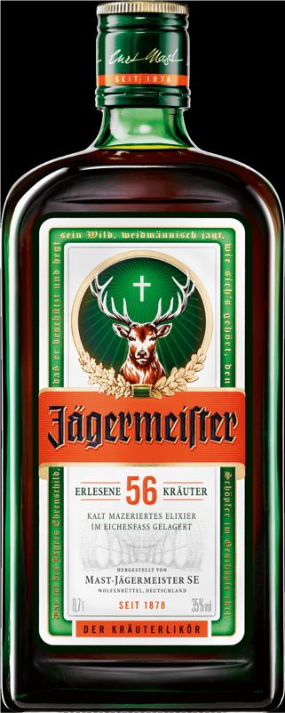 Jägermeister Kräuterbitter 35°
