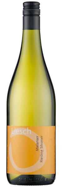 Ueli & Jürg Liesch Malanser Sauvignon Blanc 2020